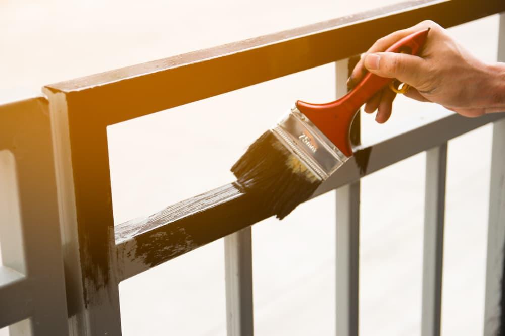 Công nghệ sơn sắt mạ kẽm