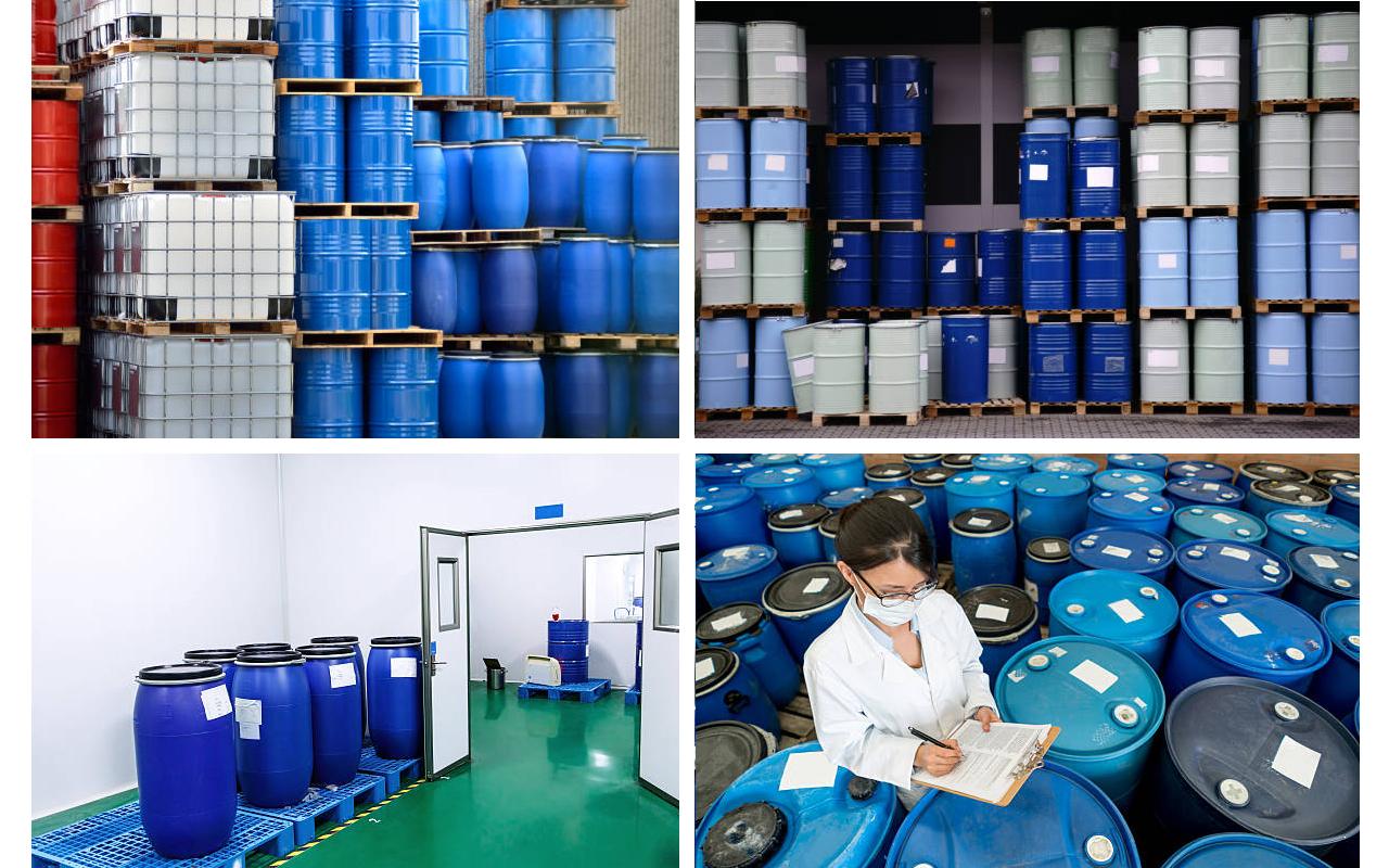 nguyên vật liệu sản xuất sơn nước